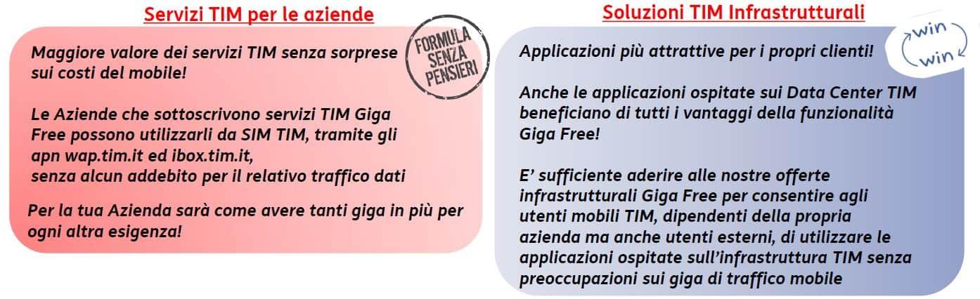 Tim Business - Giga Free -