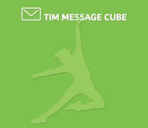 Tim Message Cube 2
