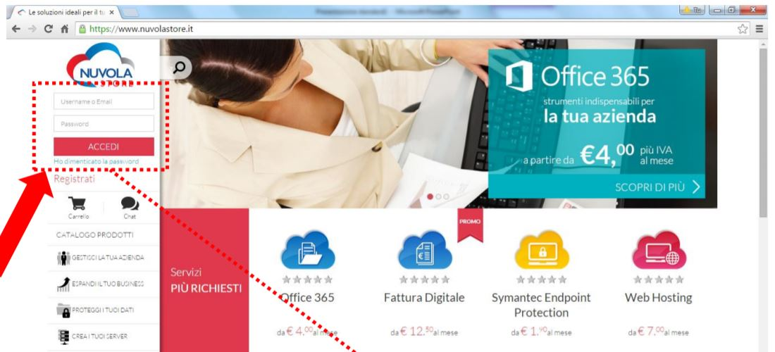 Come si attiva office 365