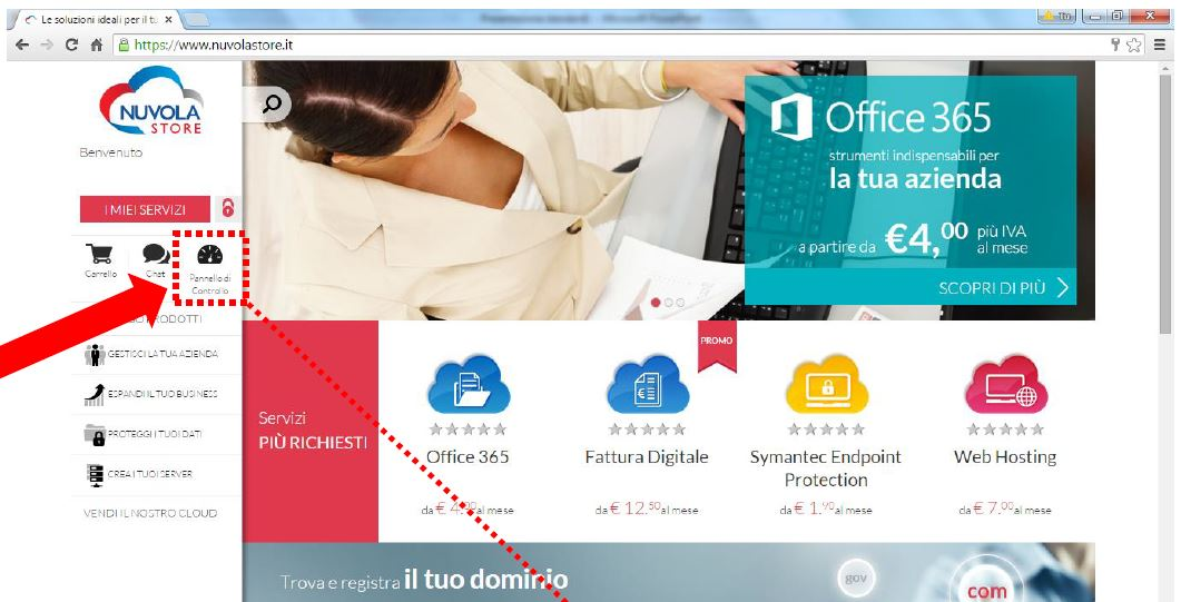 attivare office 365 tim