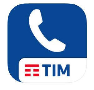 TIM APP TELEPHONE IOS
